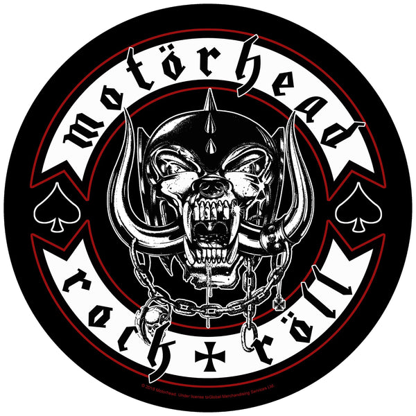 MOTÖRHEAD - Biker BACKPATCH