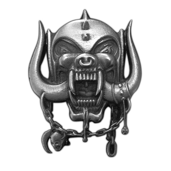 MOTÖRHEAD - Metal Warpig METAL PIN