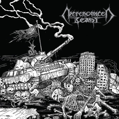 NECRONOMICON BEAST - Sowers of discord LP