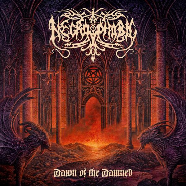 NECROPHOBIC - Dawn Of The Damned LP (PRE-ORDER)