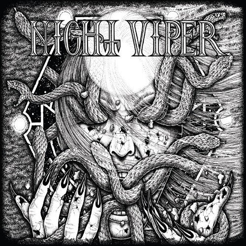 NIGHT VIPER  -Night Viper LP