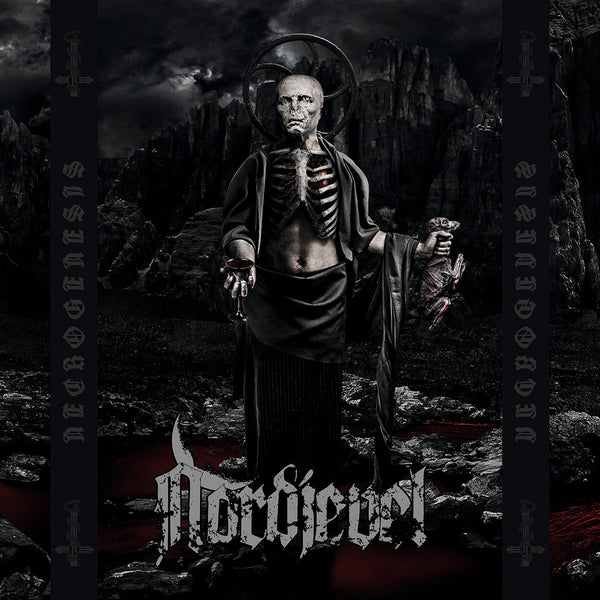 NORDJEVEL - Necrogenesis 2LP (BLACK)
