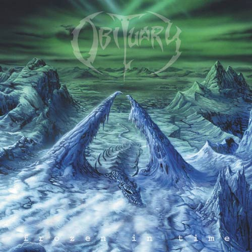 OBITUARY - Frozen In Time LP (WHITE)