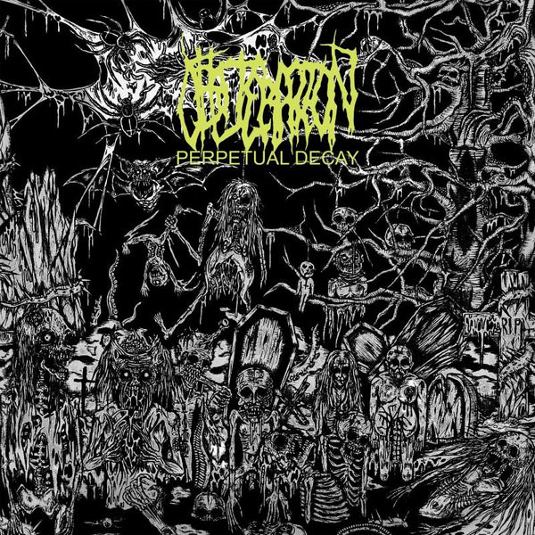 OBLITERATION - Perpetual Decay LP