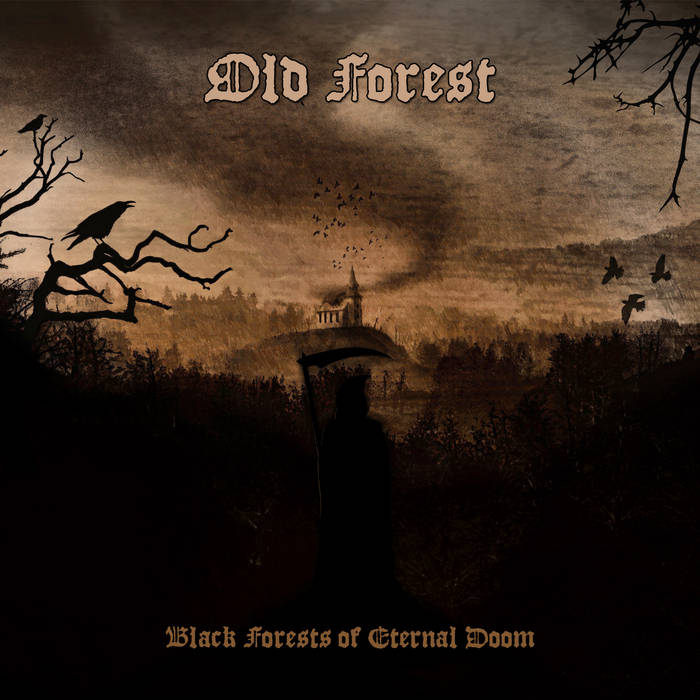 OLD FOREST  - Black Forest of Eternal Doom CD