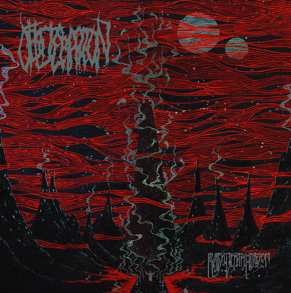OBLITERATION - Black Death Horizon CD