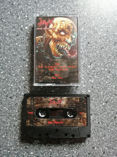 PARASITE - Inner Disruption TAPE
