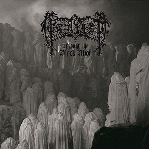 PERISHED - Through The Black Mist CD
