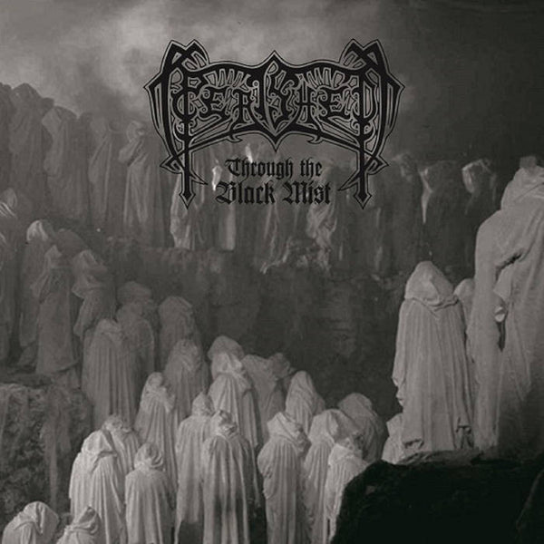 PERISHED - Through The Black Mist LP