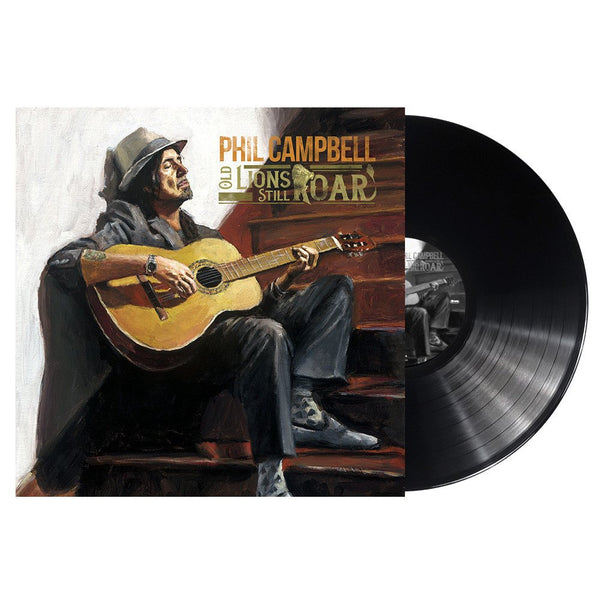 PHIL CAMPBELL - Old Lions Still Roar LP