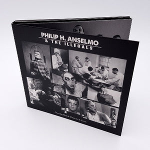 You added PHILIP H. ANSELMO & THE ILLEGALS - Choosing Mental Illness As A Virtue CD to your cart.