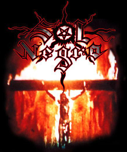 SOL NEGRO - Of Darkness and Flames LP