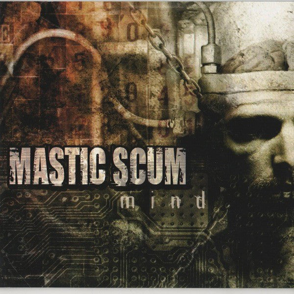 MASTIC SCUM - Mind LP