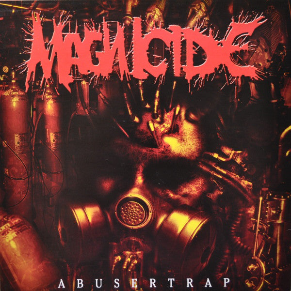 MAGNICIDE / TOXIC REVOLUTION split LP