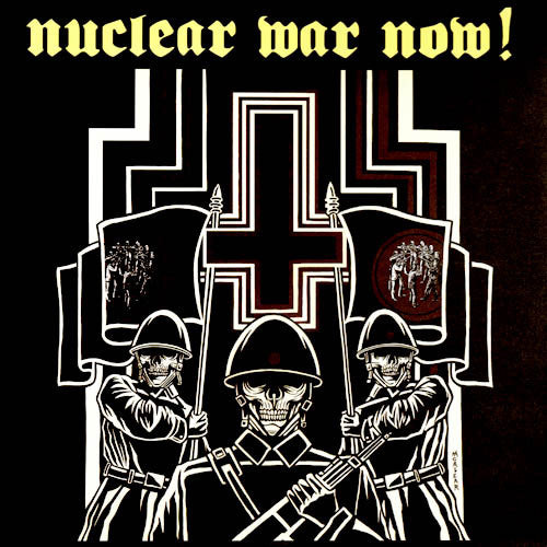 V./A. - Nuclear War Now! Festival Compilation LP