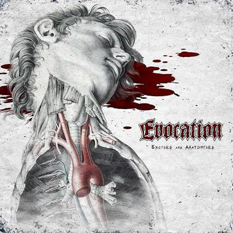 EVOCATION - Excised and Anatomised LP