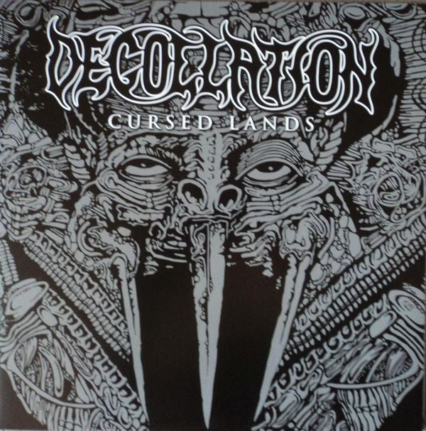 DECOLLATION - Cursed Lands LP
