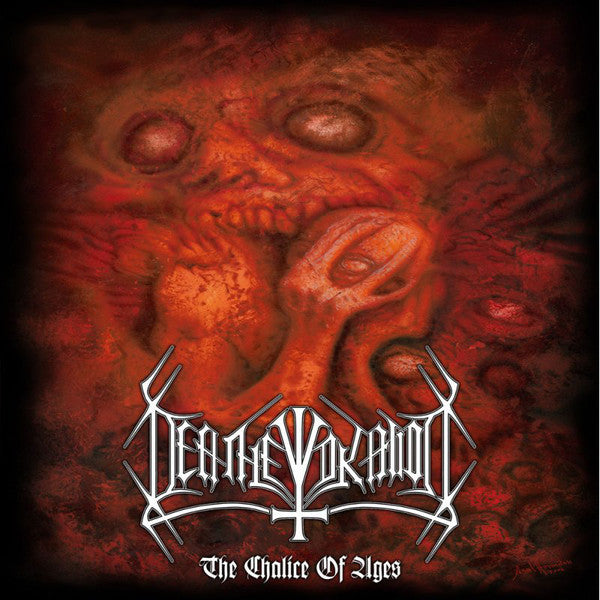 DEATHEVOKATION - The Chalice of Ages 2LP