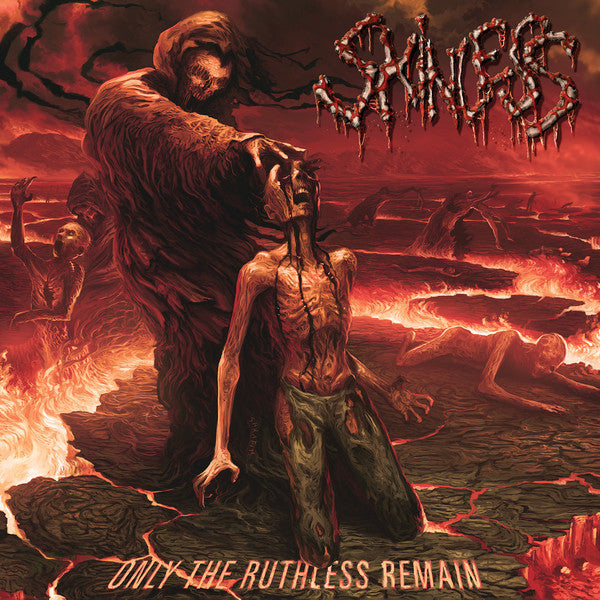 SKINLESS - Only the Ruthless Remain LP