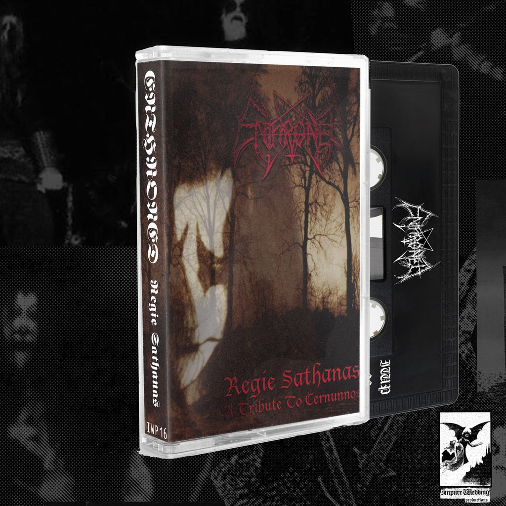 ENTHRONED - Regie Sathanas - A Tribute to Cernunnos TAPE