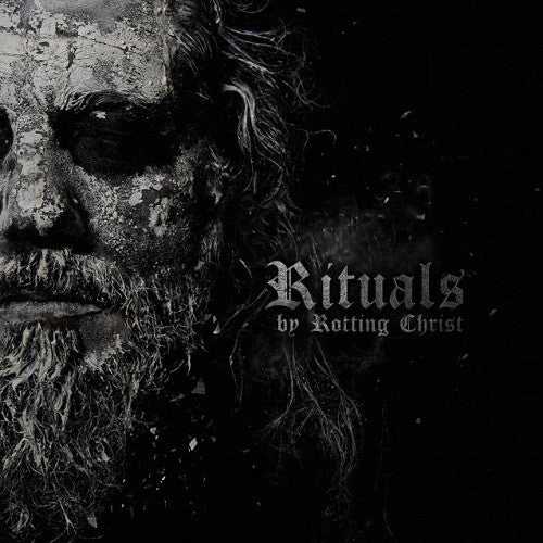 ROTTING CHRIST - Rituals 2LP (clear vinyl)