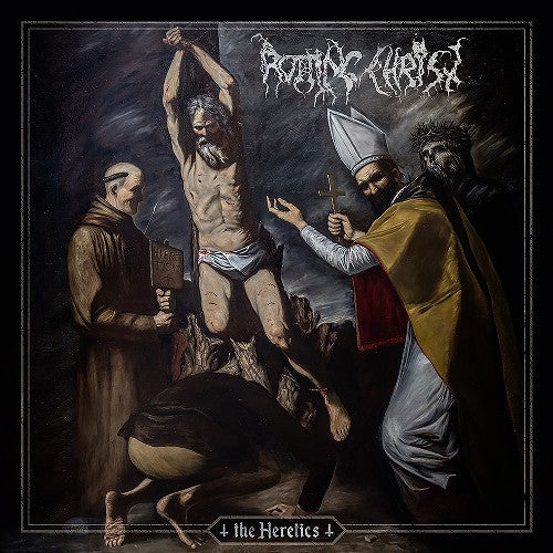 ROTTING CHRIST - The Heretics CD