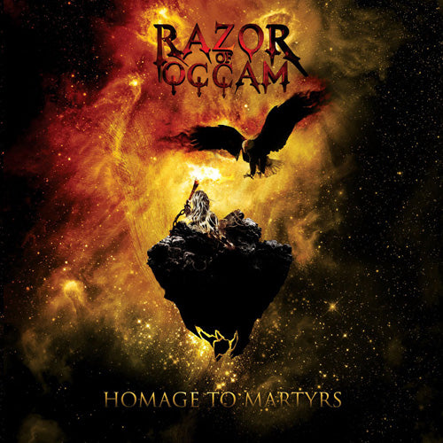 RAZOR OF OCCAM - Homage to Martyrs LP