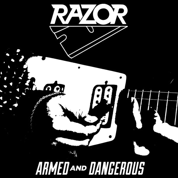 RAZOR - Armed And Dangerous LP