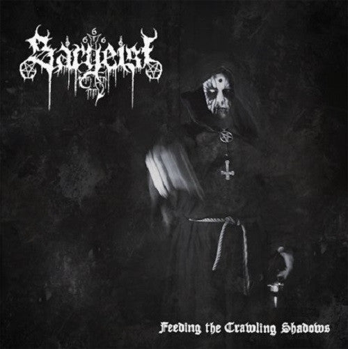 SARGEIST - Feeding the Crawling Shadows CD