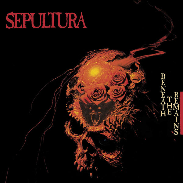 SEPULTURA - Beneath The Remains 2LP