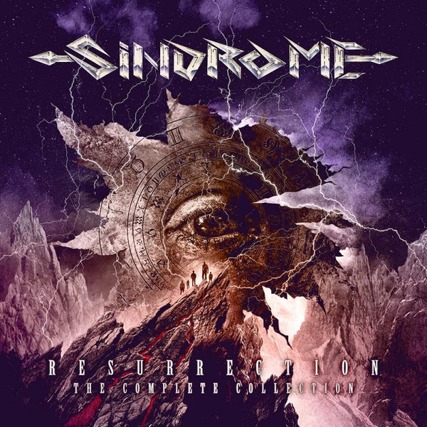 SINDROME - Resurrection LP+CD