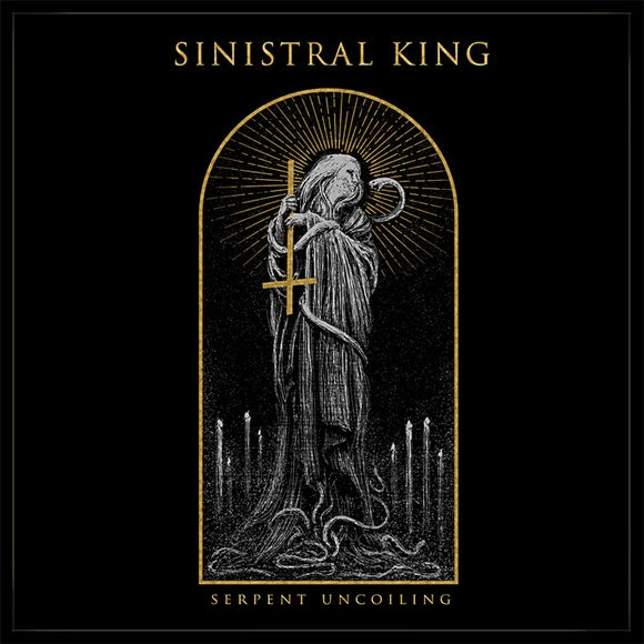 SINISTRAL KING - Serpent Uncoiling CD