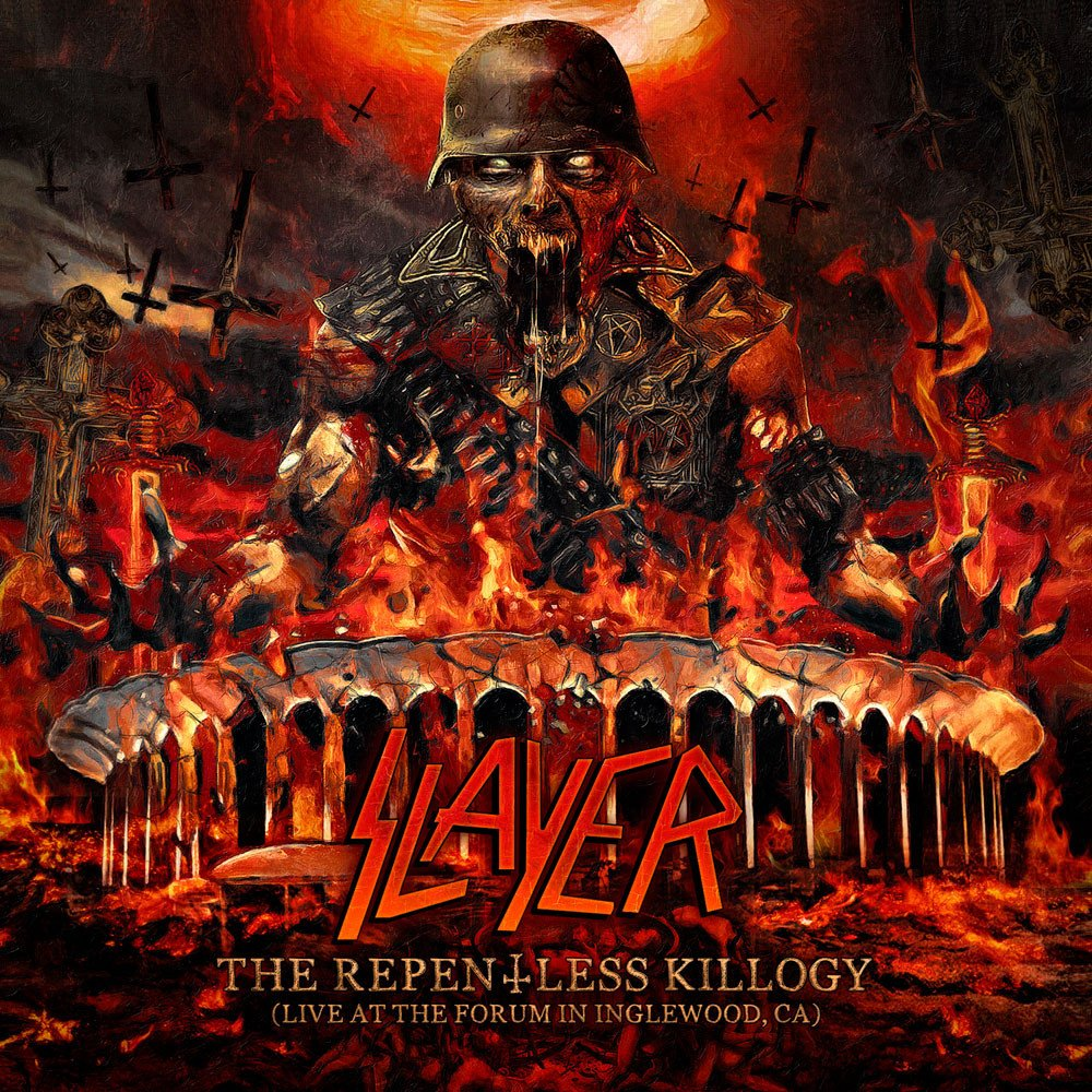 SLAYER - The repentless killogy 2LP