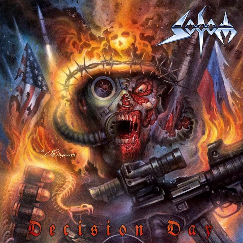 SODOM - Decision Day CD