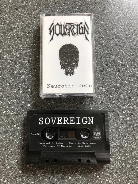 SOVEREIGN - Neurotic Demo TAPE