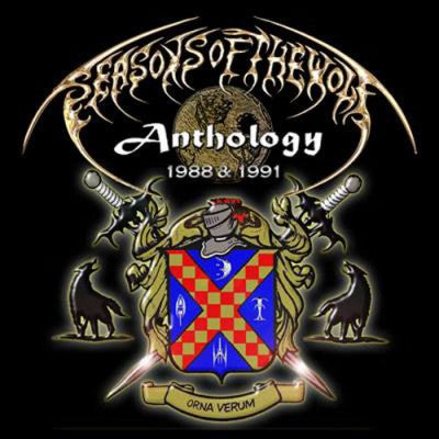 SEASONS OF THE WOLF - Anthology 2CD