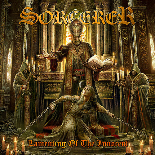 SORCERER - Lamenting Of The Innocent LP