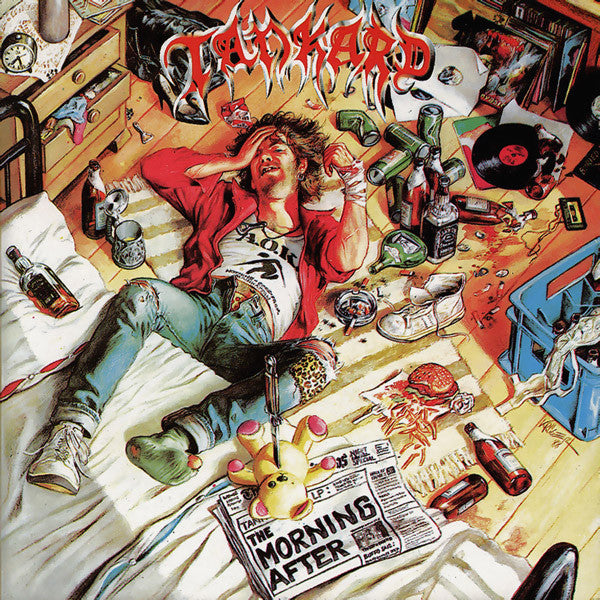 TANKARD - The Morning After 2LP