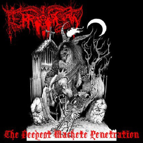 TERRORSAW - The deepest machete penetration 7''EP