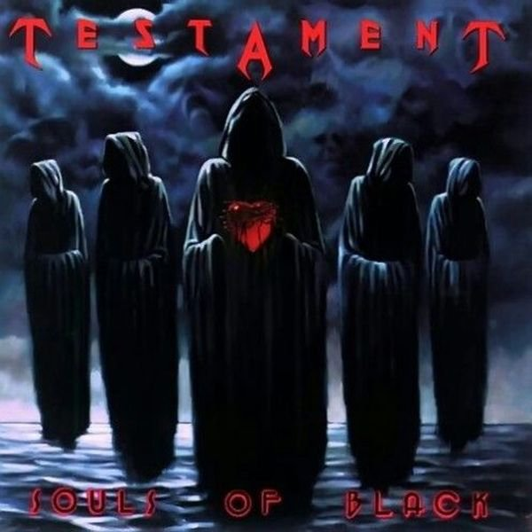 TESTAMENT - Souls Of Black CD