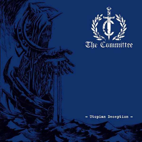 THE COMMITTEE - Utopian Deception CD