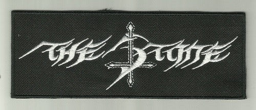 THE STONE - logo  PATCH