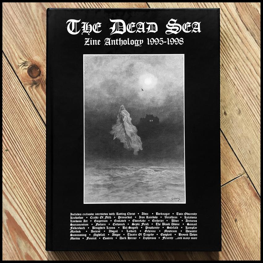 THE DEAD SEA - Zine Anthology BOOK