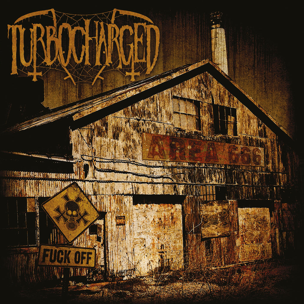 TURBOCHARGED - Area 666 LP