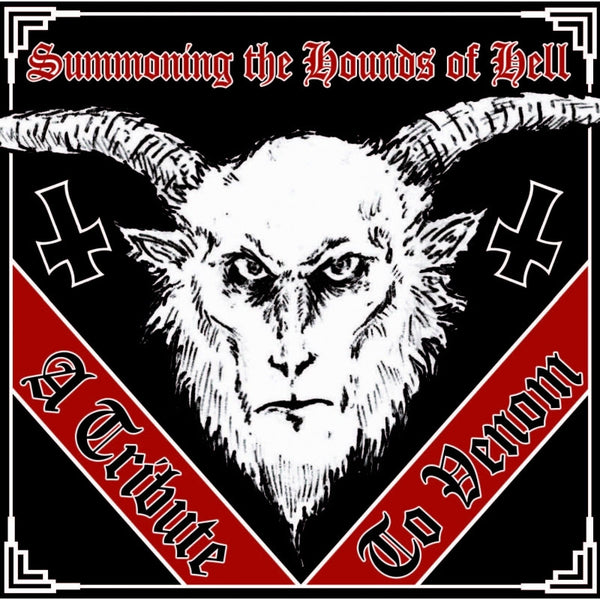 VARIOUS ARTISTS - Summoning the Hounds of Hell - A tribute to Venom LP