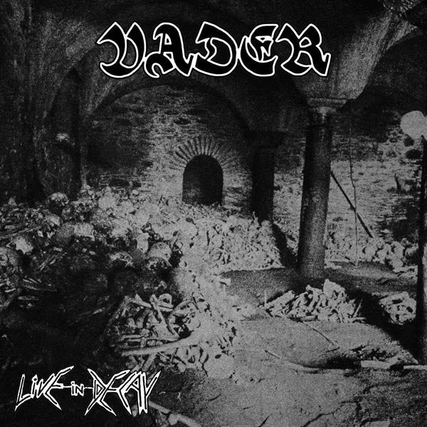 VADER - Live In Decay LP