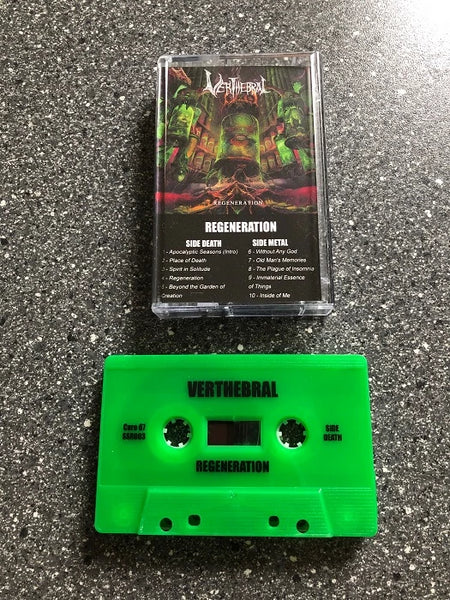 VERTHEBRAL - Regeneration TAPE