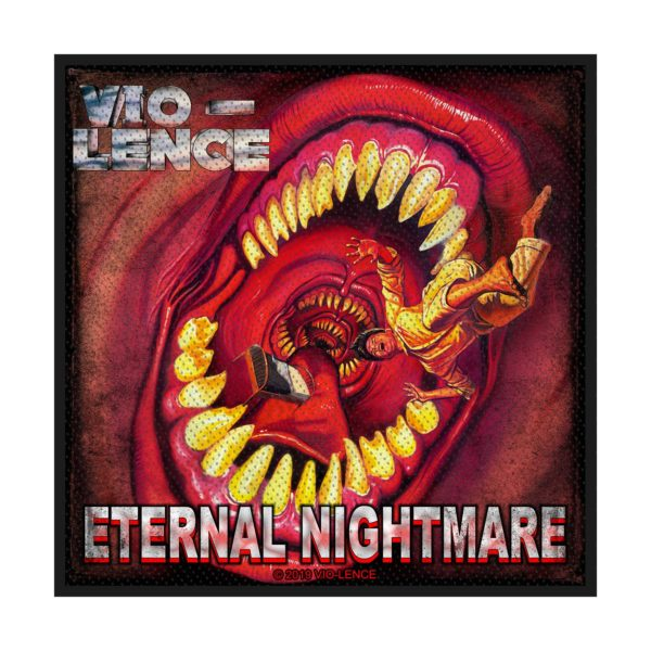 VIO-LENCE - Eternal Nightmare PATCH