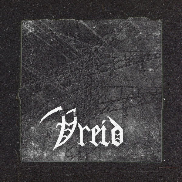 VREID - Kraft LP (WHITE)