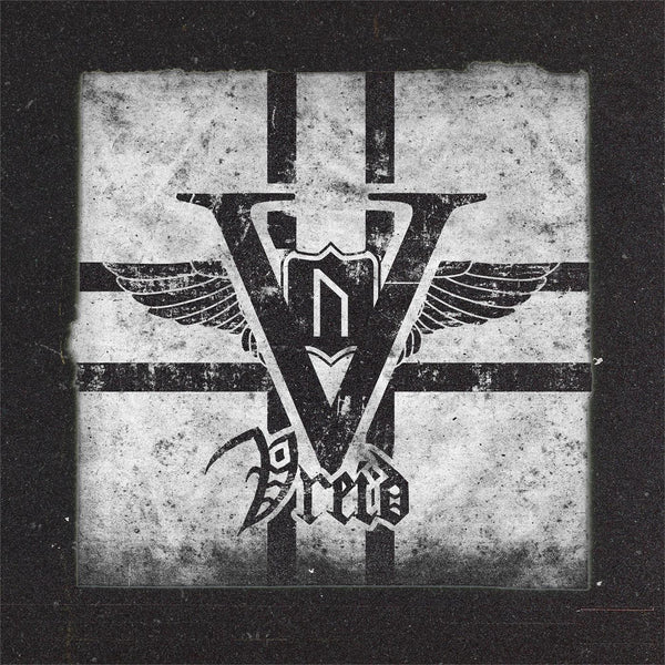 VREID - V LP (WHITE)